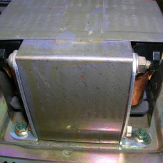 Transformator 58 V ( 2 x 29 V ) aprox 150...200 W