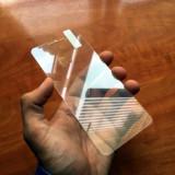 FOLIE de sticla Huawei P9 LITE 2017 0, 3mm 9H tempered glass securizata - Folie de protectie, Anti zgariere