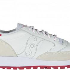 Sneakers Saucony - Adidasi dama Saucony, Culoare: Alb, Marime: 36, 37