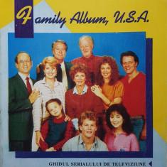 FAMILY ALBUM, USA - ENGLEZA AMERICANA PENTRU INCEPATORI SI AVANSATI - Beckerman - Curs Limba Engleza