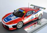 BBR Ferrari 360 Modena GT2 ( Scuderia ECOSSE ) Le Mans 2005 1:43, Hot Wheels
