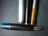 Stilou Pelikan Silvexa penita aur