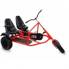Kart cu pedale Side Car ZF Fabricat in Germania