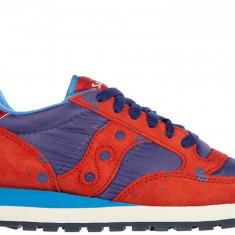 Sneakers Saucony - Adidasi dama Saucony, Culoare: Rosu, Marime: 37, Rosu
