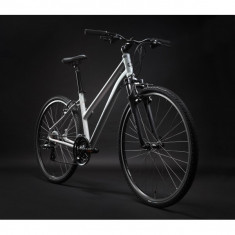 Bicicleta Oras Silverback Shuffle Sport Femme
