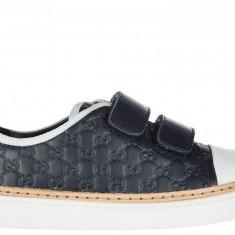 Sneakers Gucci - Adidasi copii Gucci, Marime: 28, Culoare: Negru