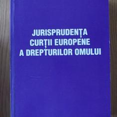 JURISPRUDENTA CURTII EUROPENE A DREPTURILOR OMULUI, BERGER - Carte Jurisprudenta
