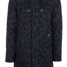 Palton Versace Jeans - Palton barbati, Marime: 48, Culoare: Albastru, Albastru