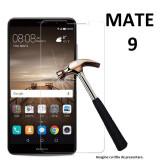FOLIE de sticla Huawei MATE 9 0, 3mm 9H tempered glass securizata - Folie de protectie, Anti zgariere