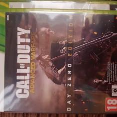Call of duty Advanced warfare day zero edition xbox 360 - Jocuri Xbox 360