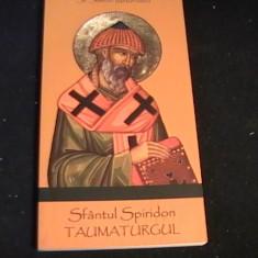 SFINTUL SPIRIDON-TAUMATURGUL-SF. SIMEON-METAFRASTUL-, Alta editura