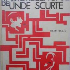 Radioreceptoare De Unde Scurte - Ioan Baciu, 403522 - Carti Electrotehnica