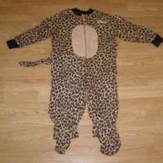 Costum carnaval serbare leopard pentru copii de 3-4 ani - Costum Halloween, Marime: Masura unica, Culoare: Din imagine