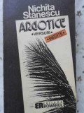 Argotice Versuri Inedite - Nichita Stanescu ,403423
