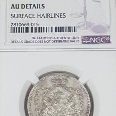 NGC 2 lei 1875 AU Details - Moneda Romania
