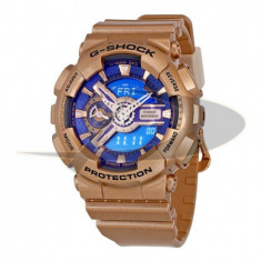 Ceas Barbati Casio G-Shock GMAS110GD-2A, Sport