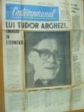 Contemporanul 21 iulie 1967 omagiu Tudor Arghezi State Margineanu Popovici