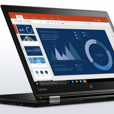 Laptop Lenovo X1 Yoga Gen2 14 inch Intel Core i7-7600U 16GB SSD 1TB