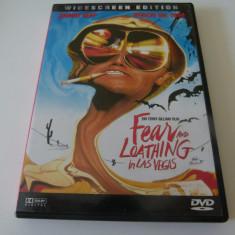Fear and loathing in Las Vegas - dvd - Film Colectie, Engleza