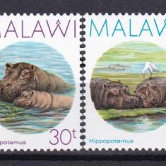 Malawi 1987 fauna MI 485-88 MNH w46 - Timbre straine, Nestampilat