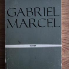 Gabriel Marcel - L'homme problematique - Carte Filosofie