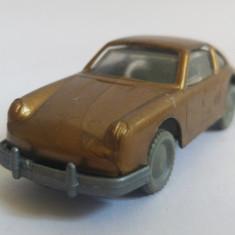 (T) Manurba-Plastik Porsche 912 masinuta plastic West Germany, 1:64, 1971 RFG