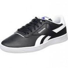 Adidasi Reebok Men's Royal Slam Low-Top Sneakers marimea 42.5, Negru