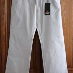 Pantaloni Junker noi, masura W36/L34 - Pantaloni barbati, Culoare: Gri