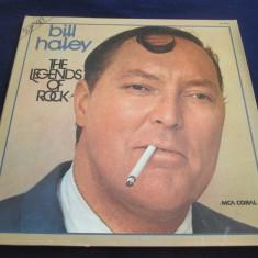 Bill Haley - The Legends Of Rock _ dublu vinyl, 2 x LP _ MCA(Germania) - Muzica Rock & Roll, VINIL