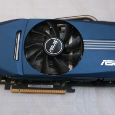Placa video ASUS GeForce GTX 460 DirectCU 1GB DDR5 256-bit DX 11 Hdmi - Placa video PC Asus, PCI Express, nVidia