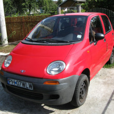 MATIZ, An Fabricatie: 2004, Benzina, 77000 km, 780 cmc