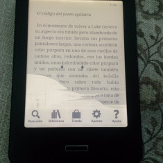 EBOOK READER FNAC DEFECT, 4 GB, 6 inch