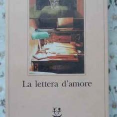 La Lettera D'amore - Cathleen Schine, 403470 - Carte in italiana