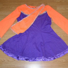 Costum carnaval serbare rochie dans gimnastica pentru adulti marime M - Costum dans, Marime: Masura unica, Culoare: Din imagine