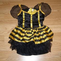 Costum carnaval serbare albina pentru copii de 2-3 ani - Costum Halloween, Marime: Masura unica, Culoare: Din imagine