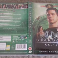 STARGATE SG-1 Season 10 Volume 53 - Ep 13, 14, 15, 16 - DVD [C] - Film serial, Drama, Engleza