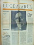 Luceafarul 22 iulie 1967 moarte Arghezi Piliuta Sutianu Petrescu Coanda Oituz