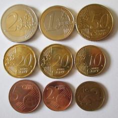 Lot 9 monede Malta, Europa, An: 2017, Cupru-Nichel