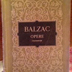 Opere vol 7, de  Honore De Balzac    1961