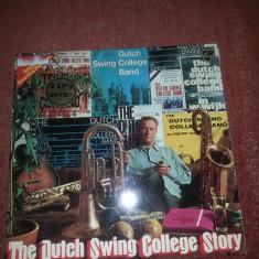 The Dutch Swing College Story 2LP Gatefold+booklet-Philips 1969 NL vinil vinyl