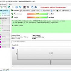 SSD Samsung 850 Pro 512GB SATA-III 2.5 inch Nou., 512 GB, SATA 3