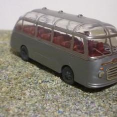 Setra S 6, scara 1/87, Brekina - Macheta auto