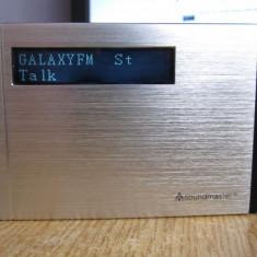 RADIO PORTABIL SOUNDMASTER MODEL DAB400SI DAB SI FM PERFECT FUNCTIONAL