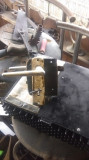 Veche broasca pt usa-poarta taraneasca