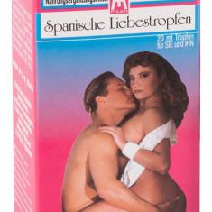 Picaturi Afrodisiace Spanische Liebestropfen - Stimulente sexuale