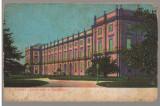 CPI B 10283 CARTE POSTALA - NAPOLI. PALATUL REGAL DI CAPODIMONTE, 1907, Circulata, Fotografie
