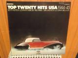 -Y- TOP TWENTY HITS USA 1944-45  DISC VINIL LP