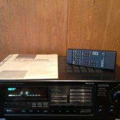 Amplificator/Tuner Quartz Synthesized - ONKYO TX-9031RDS - telecomanda/Impecabil - Amplificator audio Onkyo, 81-120W