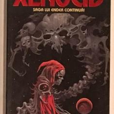 Xenocid, saga lui Ender continua!, de Orson Scott Card 1995 - Carte SF