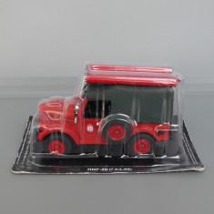 GAZ 69 Pompieri, DeAgostini Rusia, 1/43, 1:43